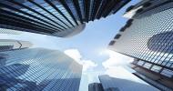 Красивые небоскребы Нью-Йорка: Рокфеллеровский центр