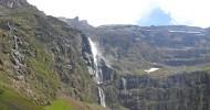 Водопад Гаварни, Франция, фото водопада