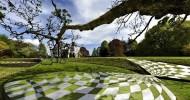 Сад космических размышлений (Garden of Cosmic Speculation), Шотландия