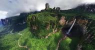 Водопад Анхель в Венесуэле — фото и координаты