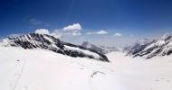 Ледник Алеч в Швейцарии — ФОТО