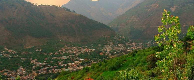 Святая долина Куллу