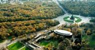 Парк Большой Тиргартен в Берлине, Германия
