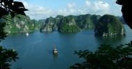 Бухта Халонг (Вьетнам). 25 фото