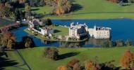 Замок Лидс (Leeds Castle), Англия — ФОТО