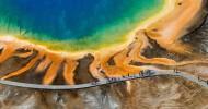 Национальный парк Йеллоустон (Yellowstone) в США