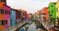 Остров Бурано (Венеция), Италия