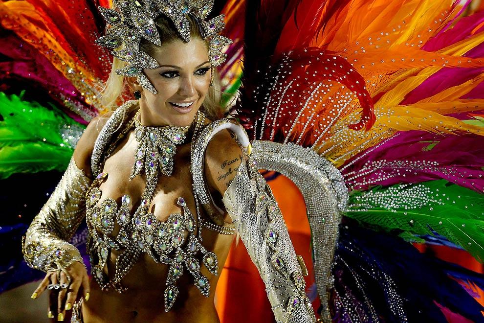 Ах, карнавал!