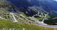 Дорога Стельвио Пасс (Stelvio Pass), Италия.