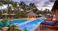 10 популярных курортных отелей 5* на островах Фиджи.