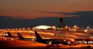 Аэропорт Кансай в Японии — ФОТО