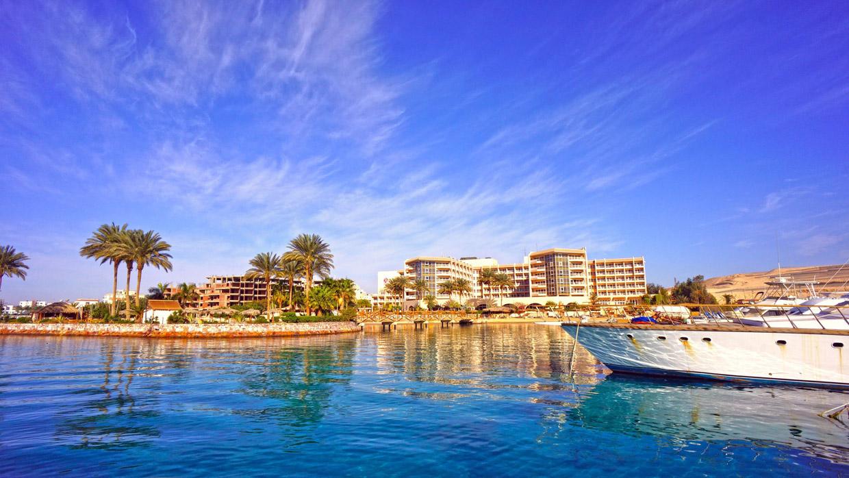 Хургада - туристический центр на Красном море