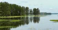 Озеро Селигер, Россия