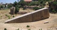 Древний город Баальбек в Ливане