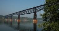 Самые зрелищные пешеходные мосты (часть 1)