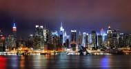Город Нью-Йорк в США, фото города