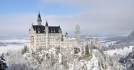 Замок Нойшванштайн в Германии — ФОТО
