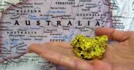 Поиск золота в Австралии