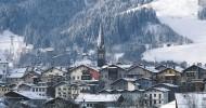Кицбюэль (Kitzbuehel) Австрия, фото горнолыжного курорта