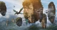 Горы из фильма  Аватар