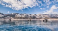 Отдых на Байкале зимой прекрасен!