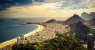 Пляж Копакабана фото, пляж в Рио-де-Жанейро