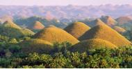 Шоколадные холмы — памятник природы на Филиппинах