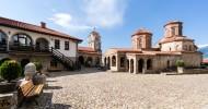 Монастырь Святого Наума в Македонии