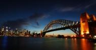 Мост Харбор-Бридж, Австралия — ФОТО.