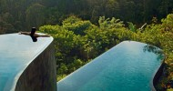 Бутик-отель Ubud Hanging Gardens на Бали, Индонезия.