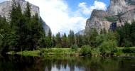 Водопады Калифорнии