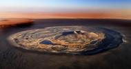 Вулкан Вау-ан-Намус, Ливия