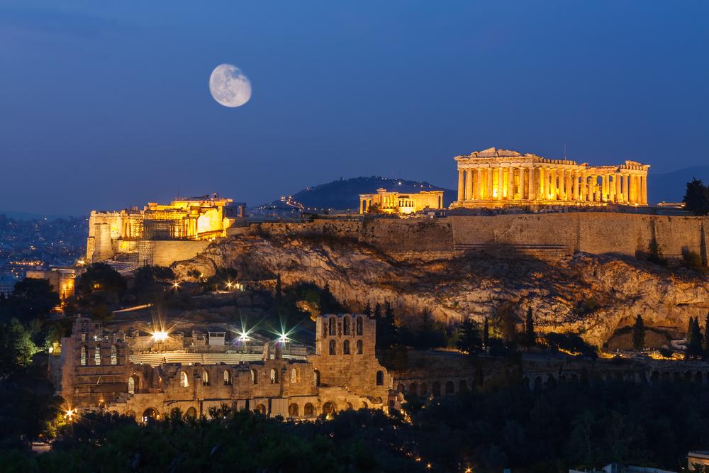 Античная Греция