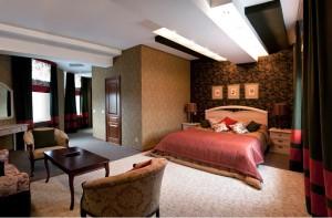 Комфортабельный номер  от «Премиум Отель Лагуна», г.Липецк