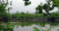 Китайское озеро Сиху