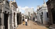 Кладбище Реколета в Аргентине — ФОТО