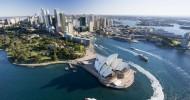 Сиднейский оперный театр — ФОТО