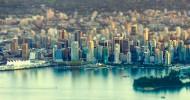 Город Ванкувер Канада — ФОТО