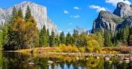 Йосемити, национальный парк США — ФОТО