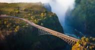 Мост Водопад Виктория, фото моста