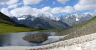 Аналог Лох-Несс — озеро Кок-коль в Казахстане