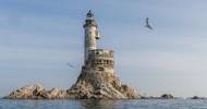 10 интересных заброшенных маяков.