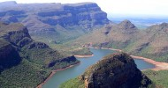 Каньон реки Блайд (Blyde River Canyon), ЮАР