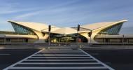 Аэропорт Джона Кеннеди в Нью-Йорке — ФОТО.