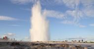 Долина гейзеров Хаукадалур в Исландии