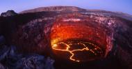 Вулкан Эрта Але фото, история и описание вулкана