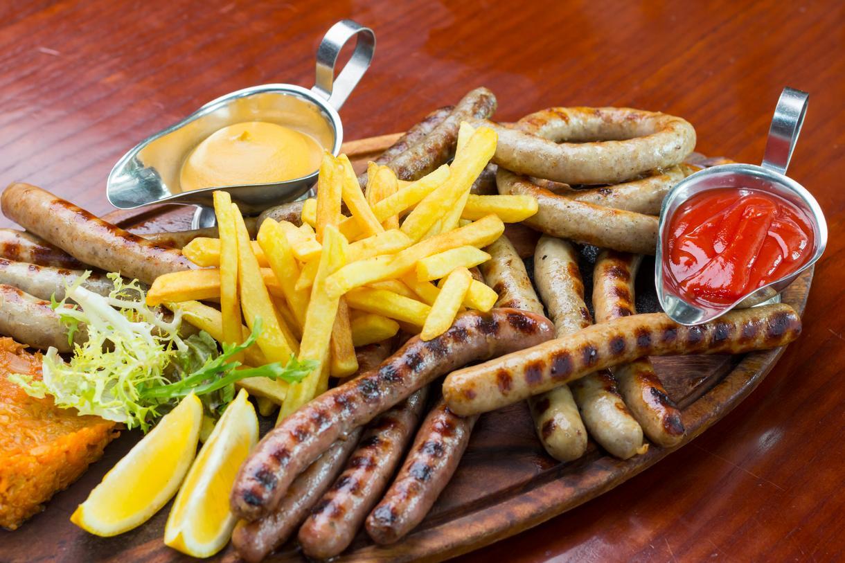 Германия: колбасы на любой вкус