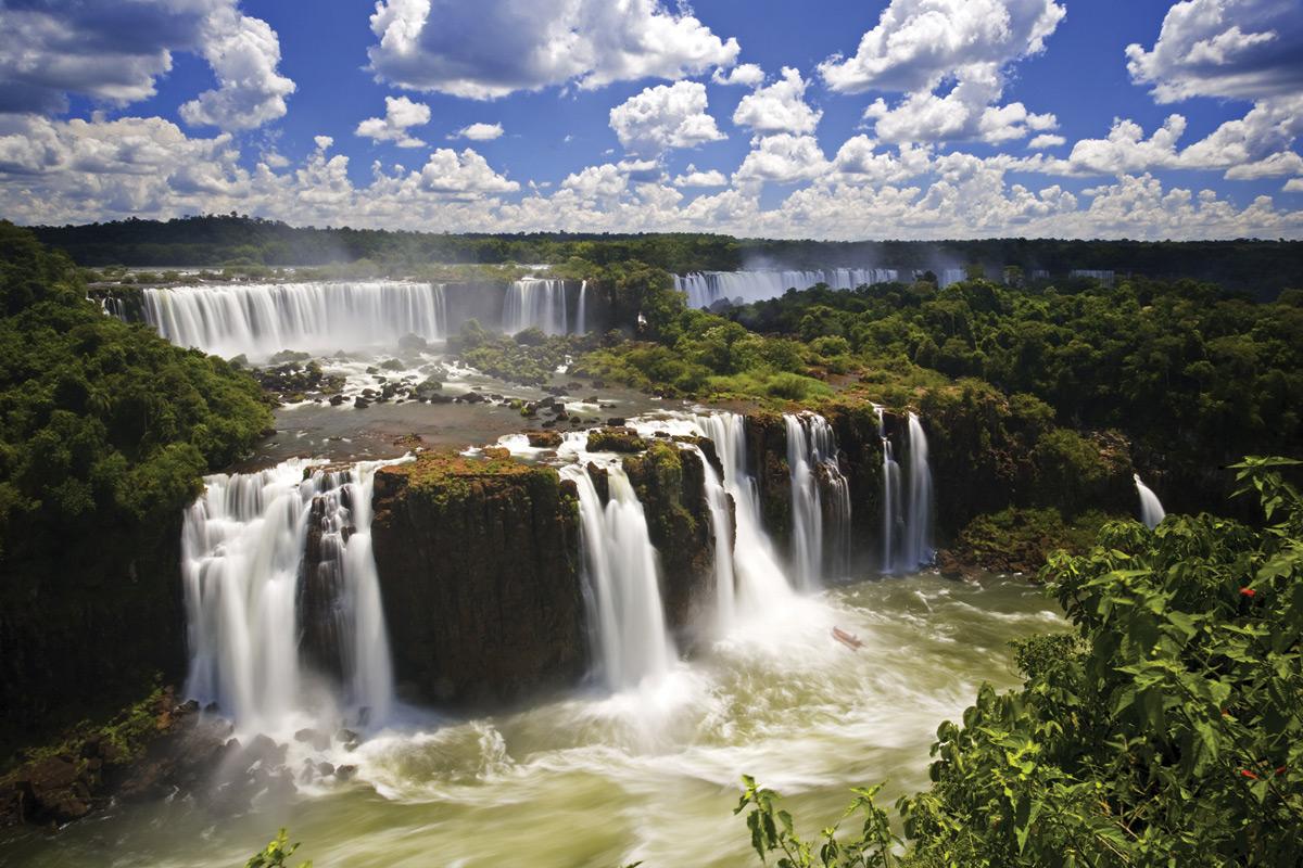 Водопад Игуасу