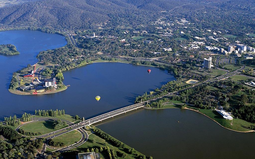 Канберра - столица Австралии