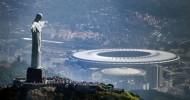 Маракана — спортивная достопримечательность Рио-де-Жанейро